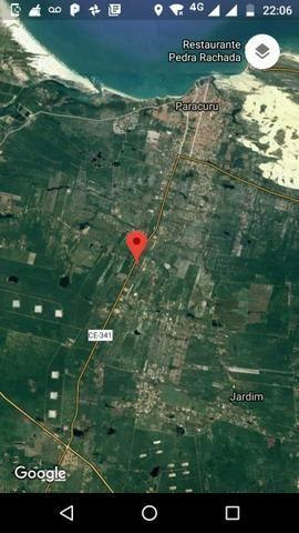 Lotes em Paracuru CE, Beira da pista de acesso ao centro e praias - Foto 11