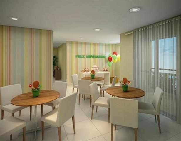 Apartamentos com 2 ou 3 dorms, suite e lazer completo em Diadema - Foto 4