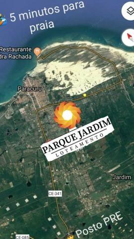 Lotes em Paracuru CE, Beira da pista de acesso ao centro e praias