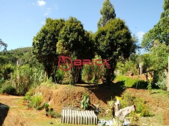 Sítio em teresópolis com cachoeira, nascente, terra para plantação e árvores frutíferas. - Foto 14