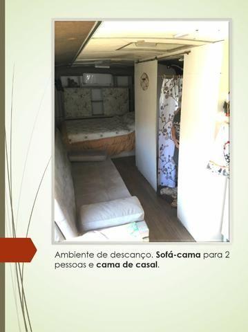 Ônibus-casa - Foto 13