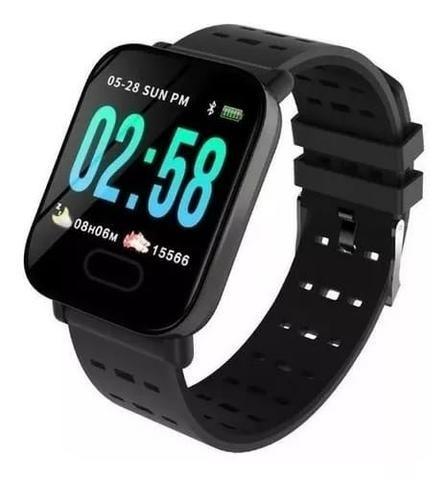Mi A6 Sport Relógio Pulseira Smartwatch - Foto 3