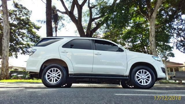 Toyota Hilux Sw4 3.0 4x4 Diesel 2013 -5 Lugares - Foto 19