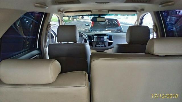 Toyota Hilux Sw4 3.0 4x4 Diesel 2013 -5 Lugares - Foto 6
