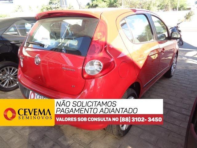 Fiat Palio Attractive 1.4 - Vermelho - Foto 6