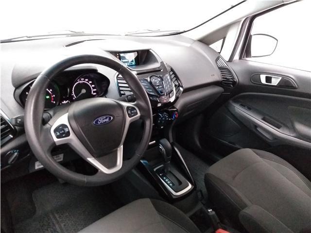 Ford Ecosport 1.6 freestyle 16v flex 4p powershift - Foto 8