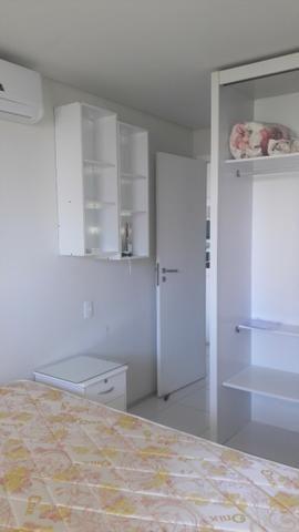 Apartamento Sala/Quarto Mobiliado, Locação na Ponta D'Areia, 2 Vagas Garagem - Foto 9