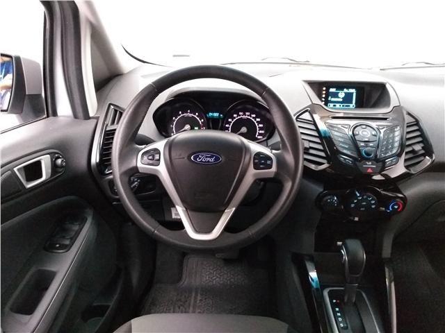 Ford Ecosport 1.6 freestyle 16v flex 4p powershift - Foto 13
