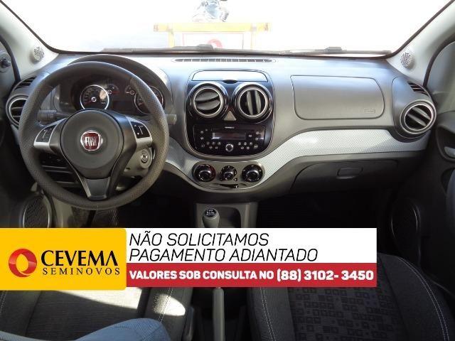 Fiat Palio Attractive 1.4 - Vermelho - Foto 10