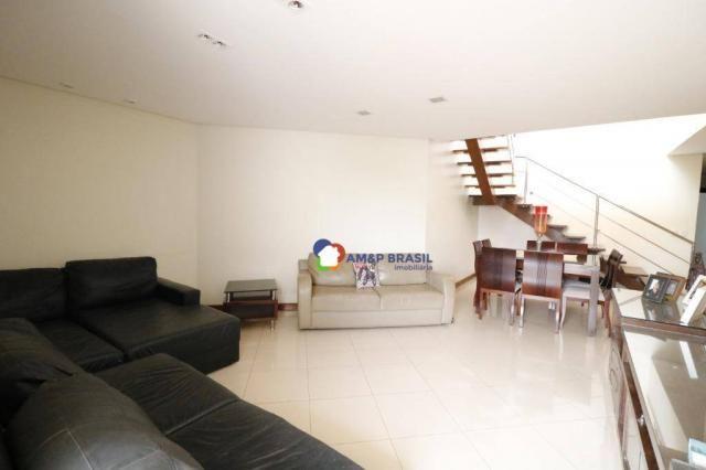 Cobertura com 5 dormitórios à venda, 320 m² por R$ 870.000,00 - Setor Marista - Goiânia/GO - Foto 7