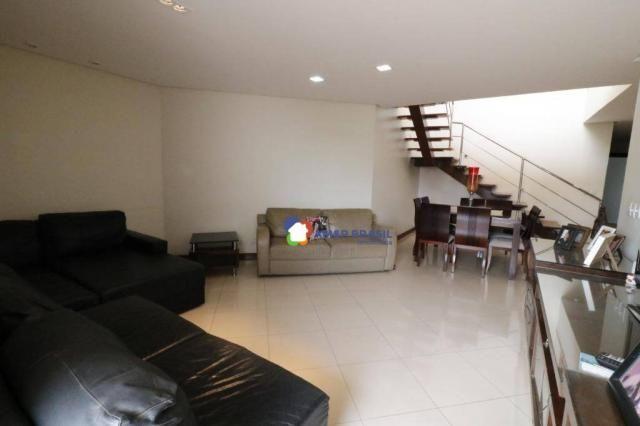 Cobertura com 5 dormitórios à venda, 320 m² por R$ 870.000,00 - Setor Marista - Goiânia/GO - Foto 9