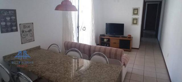 Apartamento com 2 dormitórios à venda, 65 m² por r$ 308.000,00 - ingleses do rio vermelho