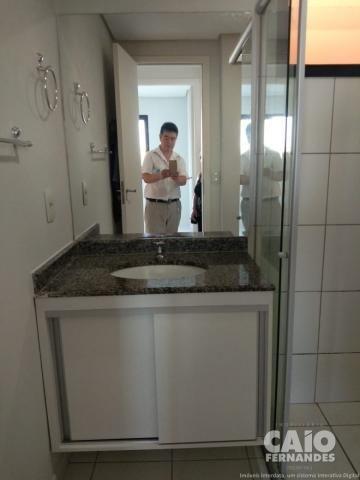 Apartamento para alugar com 2 dormitórios em Ponta negra, Natal cod:APA 105749