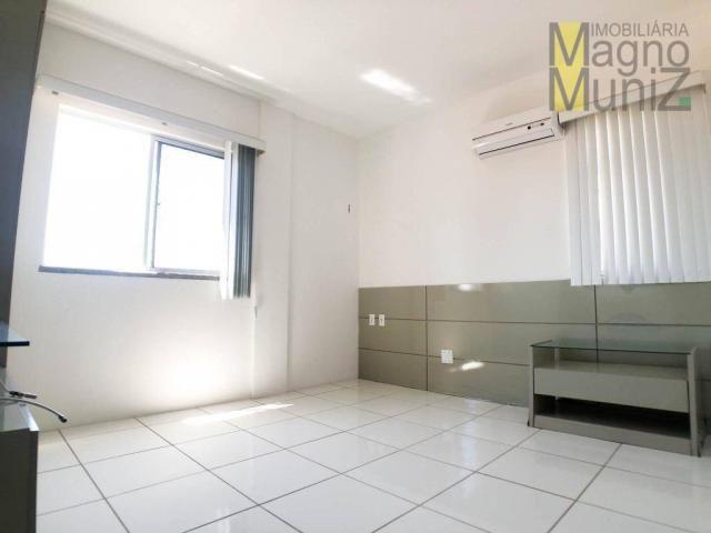 Apartamento projetado com 3 dormitórios, 2 vagas, à venda, 110 m², por r$ 275.000 - papicu - Foto 12
