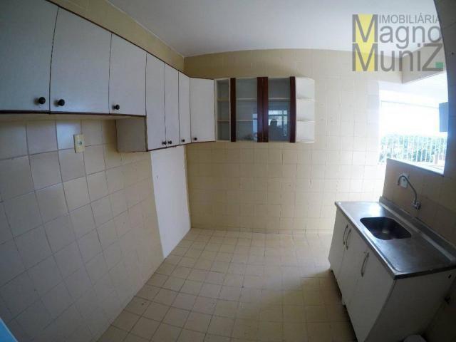 Apartamento com 3 dormitórios à venda por r$ 190.000 - papicu - fortaleza/ce - Foto 9