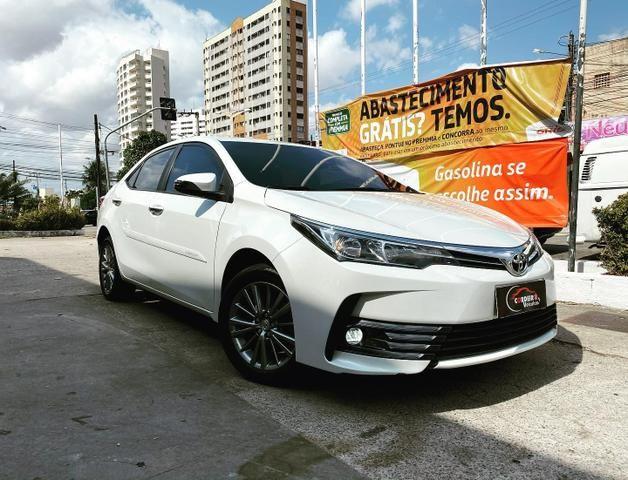 Corolla GLI UPPER 2018 Blindado