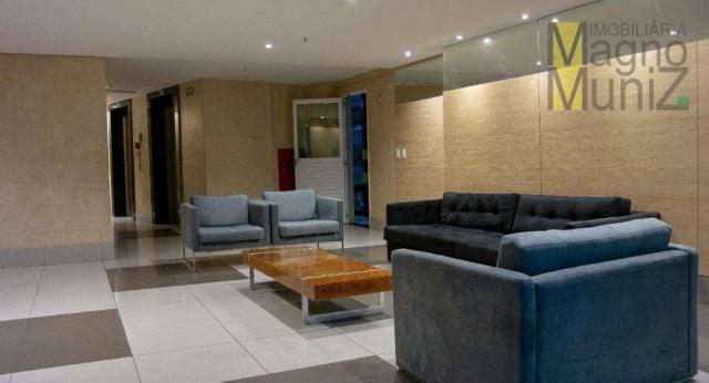 Apartamento com 3 dormitórios à venda por r$ 700.000,00 - cocó - fortaleza/ce - Foto 6