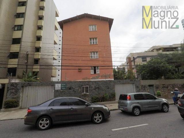 Kitnet com 1 dormitório à venda por r$ 125.000 - cocó - fortaleza/ce - Foto 2