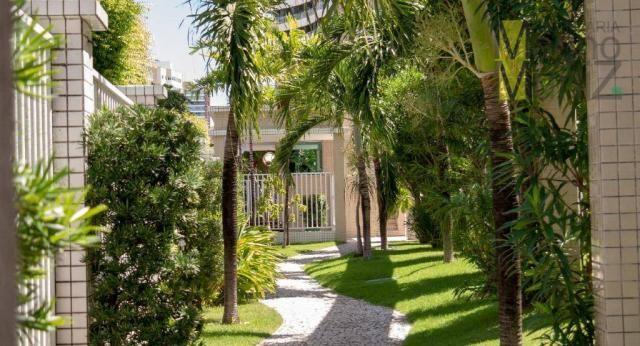 Apartamento com 3 dormitórios à venda por r$ 700.000,00 - cocó - fortaleza/ce - Foto 3