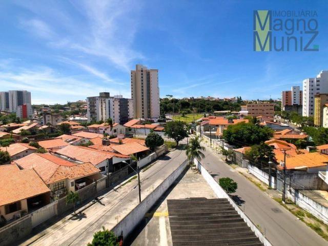 Apartamento projetado com 3 dormitórios, 2 vagas, à venda, 110 m², por r$ 275.000 - papicu - Foto 5