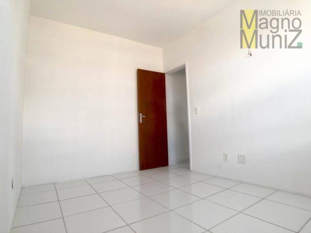 Apartamento projetado com 3 dormitórios, 2 vagas, à venda, 110 m², por r$ 275.000 - papicu - Foto 17