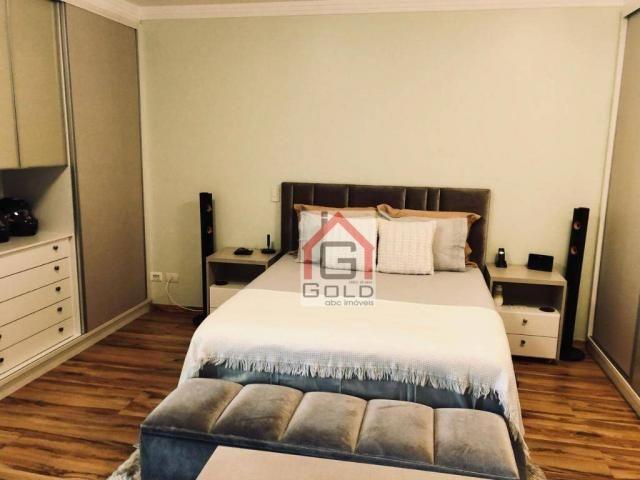 Sobrado com 3 dormitórios à venda, 195 m² por R$ 850.000 - Parque das Nações - Santo André - Foto 14