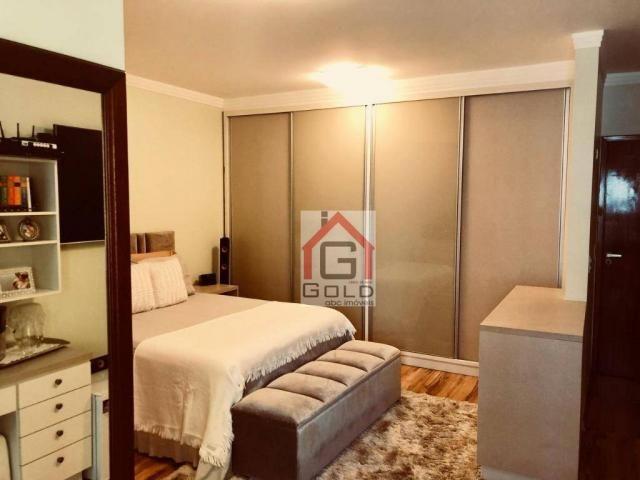 Sobrado com 3 dormitórios à venda, 195 m² por R$ 850.000 - Parque das Nações - Santo André - Foto 13
