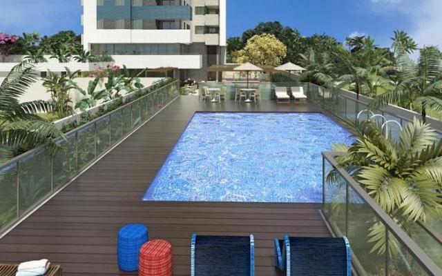 Apartamento à venda, 84 m² por R$ 460.000,00 - Jardim Cidade Universitária - João Pessoa/P - Foto 4