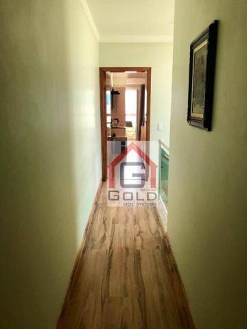 Sobrado com 3 dormitórios à venda, 195 m² por R$ 850.000 - Parque das Nações - Santo André - Foto 11