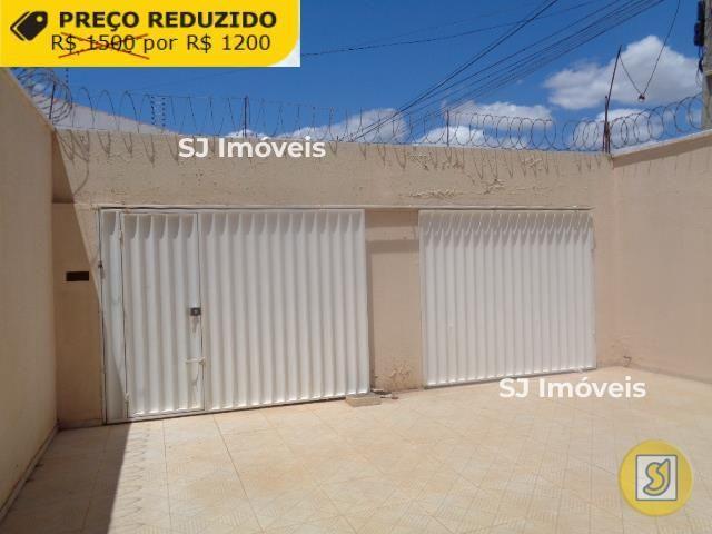 Casa para alugar com 3 dormitórios em Frei damião, Juazeiro do norte cod:50332 - Foto 2