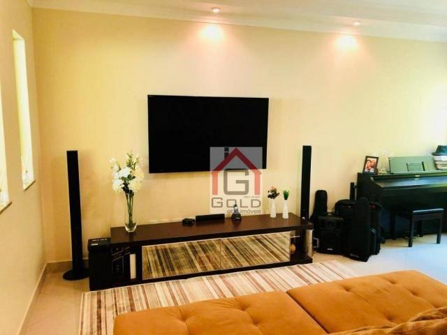 Sobrado com 3 dormitórios à venda, 195 m² por R$ 850.000 - Parque das Nações - Santo André - Foto 6