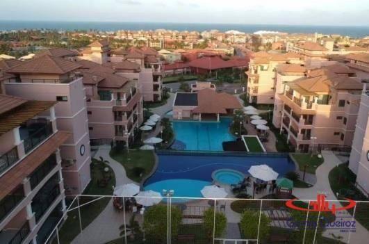 Apartamento com 2 dormitórios à venda, 68 m² por R$ 450.000,00 - Porto das Dunas - Aquiraz - Foto 5