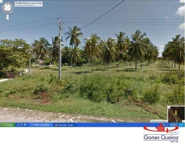 Terreno residencial à venda, Beberibe, Beberibe. - Foto 3
