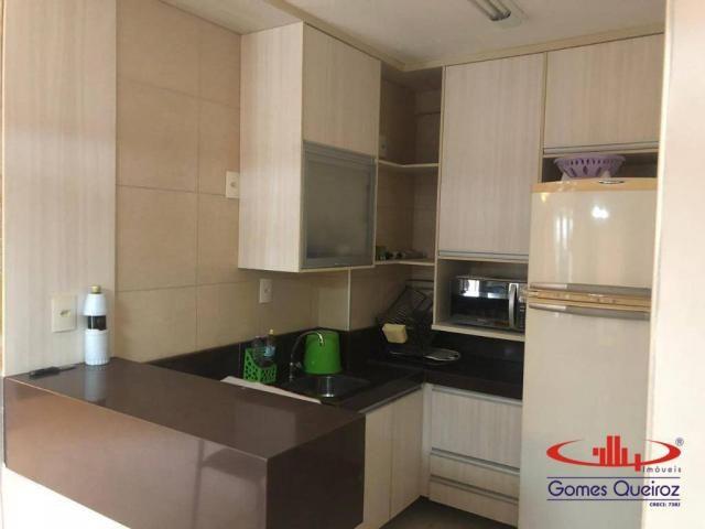 Apartamento com 3 dormitórios à venda, 136 m² por R$ 650.000,00 - Porto das Dunas - Aquira - Foto 5