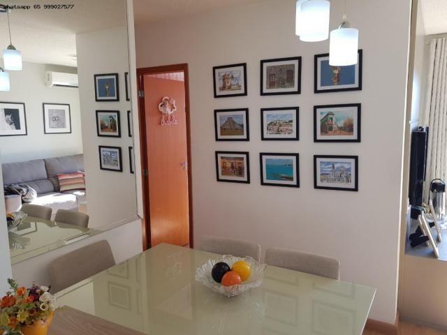 Apartamento para Venda em Cuiabá, Boa Esperança, 3 dormitórios, 1 suíte, 2 banheiros, 2 va - Foto 13