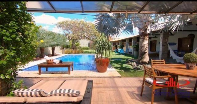 Casa com 5 dormitórios à venda, 350 m² por R$ 1.200.000 - Porto das Dunas - Aquiraz/CE - Foto 11