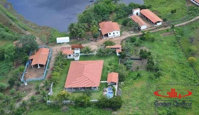 Fazenda rural à venda, Urucará, Maranguape. - Foto 6