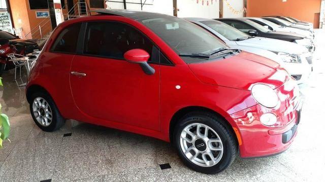 Fiat 500 Cult 2012 Flex - Foto 2