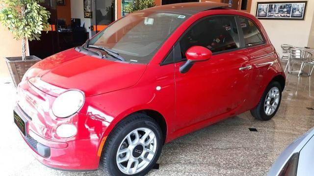 Fiat 500 Cult 2012 Flex