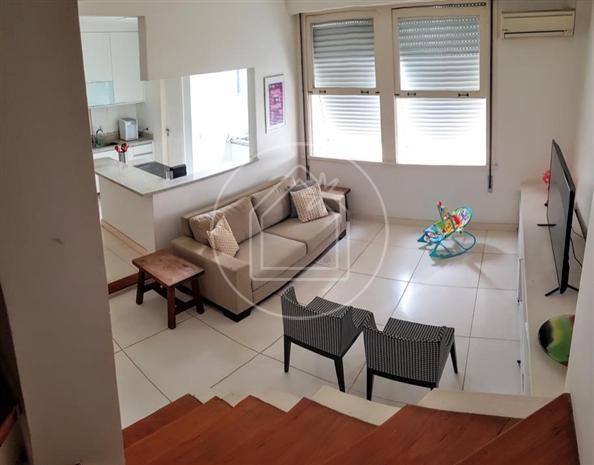 Apartamento à venda com 2 dormitórios em Botafogo, Rio de janeiro cod:873115 - Foto 2