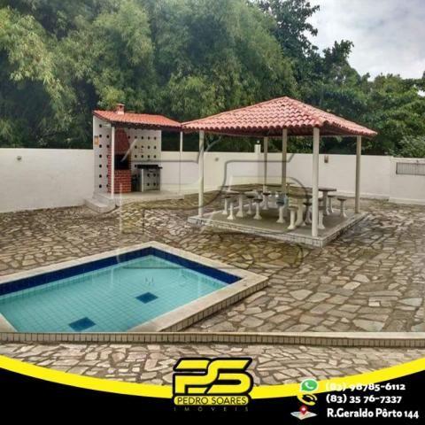 Apartamento com 3 dormitórios para alugar, 80 m² por R$ 1.100,00/mês - Jardim Cidade Unive - Foto 4