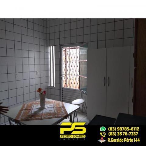 (EXCELENTE) Casa c/ 4 qts, 1 st, DCE, à venda, 420 m² por R$ 650.000 - Cristo Redentor - Foto 16