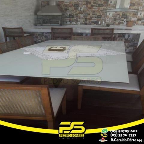 Casa com 4 dormitórios à venda, 460 m² por R$ 2.200.000,00 - Altiplano Cabo Branco - João  - Foto 8