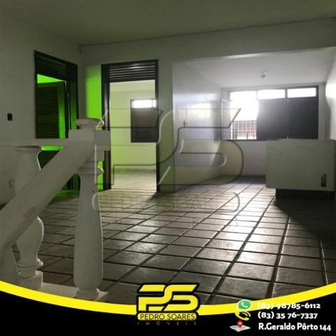 Casa com 4 dormitórios para alugar por R$ 7.000,00/mês - Tambaú - João Pessoa/PB - Foto 12