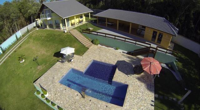 Chácara para Venda em São José dos Pinhais, Faxina, 3 dormitórios, 3 suítes, 3 banheiros,  - Foto 9