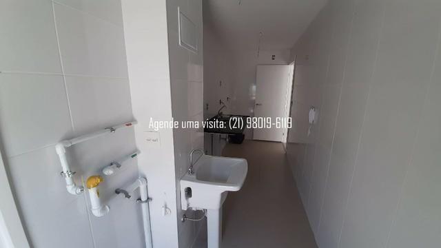 Cobertura linear em Botafogo, no You, Real Grandeza, 156m, 3 quartos, vista Cristo - Foto 10