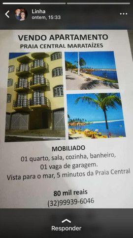 Apartamento Praia Central Marataízes ES - Foto 14