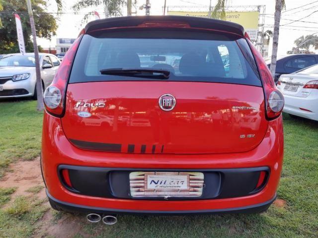 Fiat Palio Sporting Dualogic 1.6 Flex 16v 5p - Foto 3