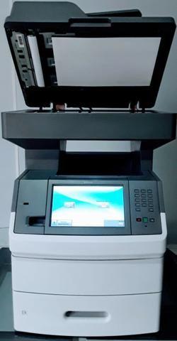 Impressora Lexmark X656 100% Revisada E Com Garantia