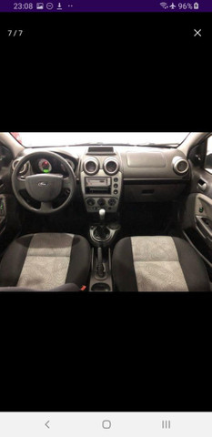 Fiesta Class Sedan 1.6 completo - Foto 3